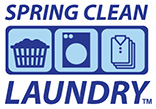 Spring Clean Laundry Logo